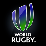 World Rugby logo sort